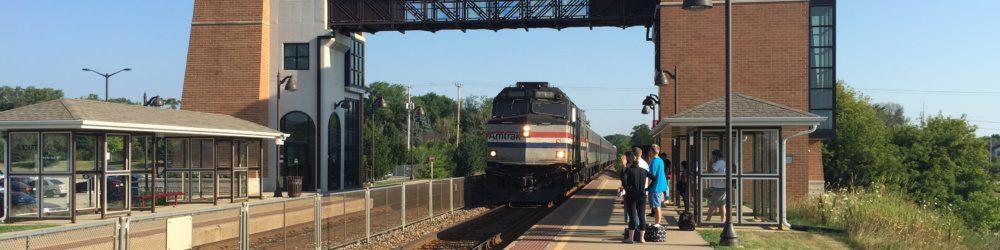 Old Amtrak Hiawatha