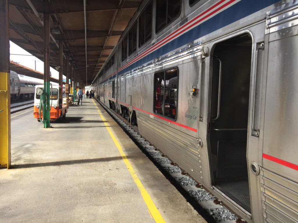 Amtrak's City of New Orleans