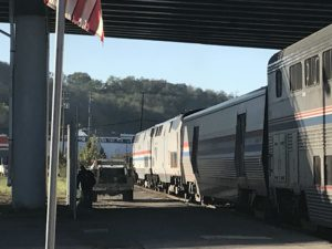 Read more about the article October 2017 Trip Part 1:  A Ride On The Capitol Limited