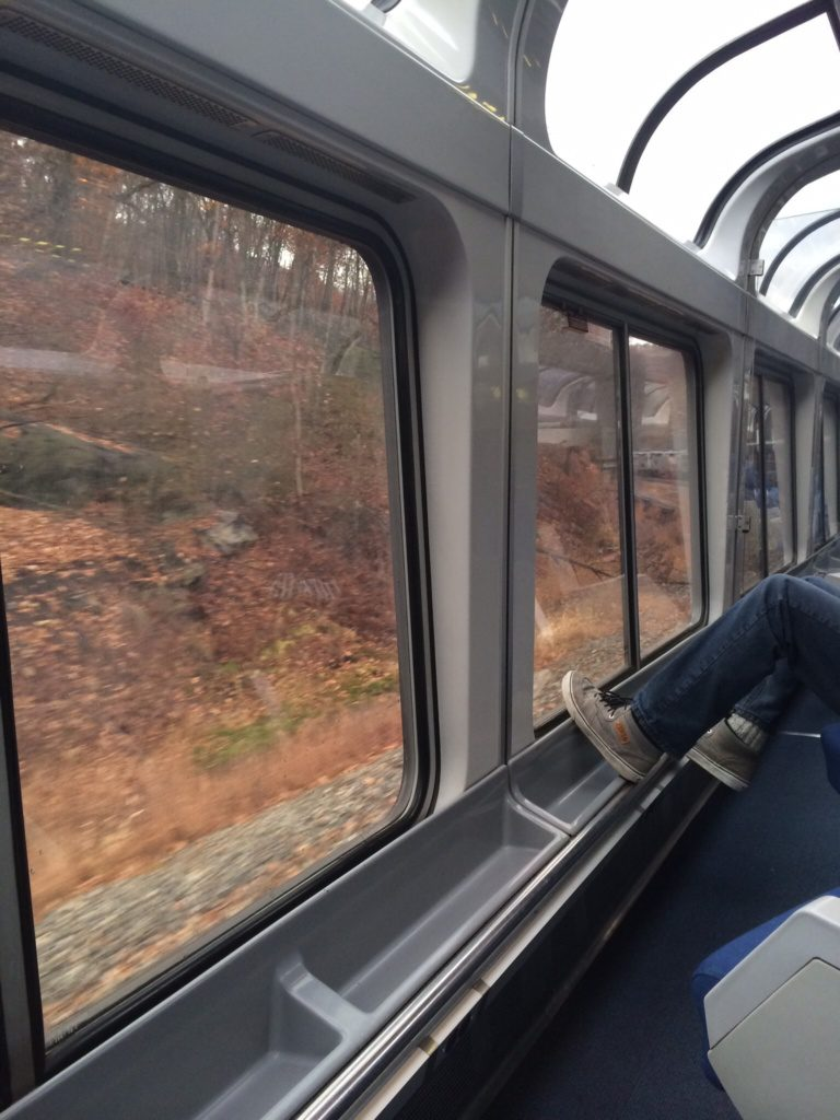 Views from the Capitol Limited