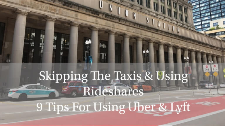 Read more about the article 9 Tips For Using Uber and Lyft