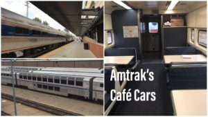 Amtrak Cafe Car: What You Need To Know