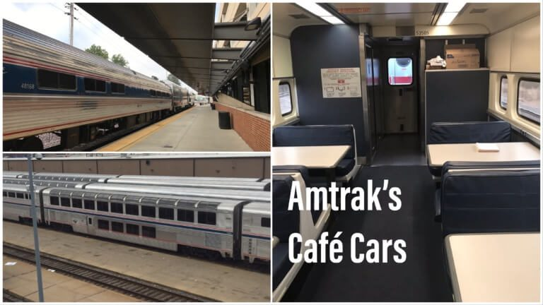 Read more about the article Amtrak Cafe Car: What You Need To Know
