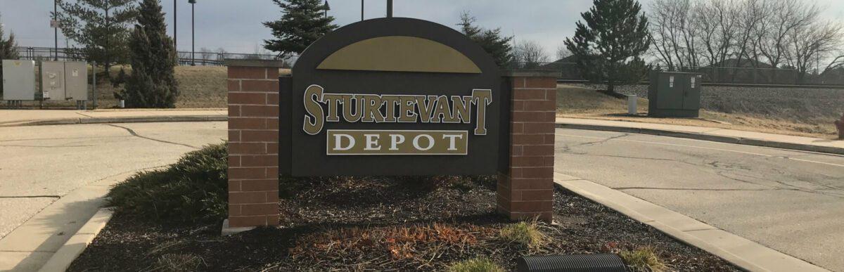 SVT: Sturtevant Depot (Station) and the Hiawatha