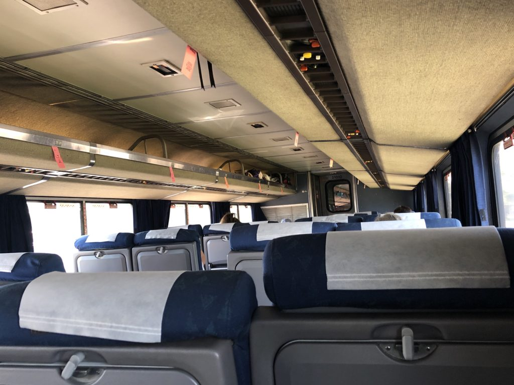 Superliner Coach