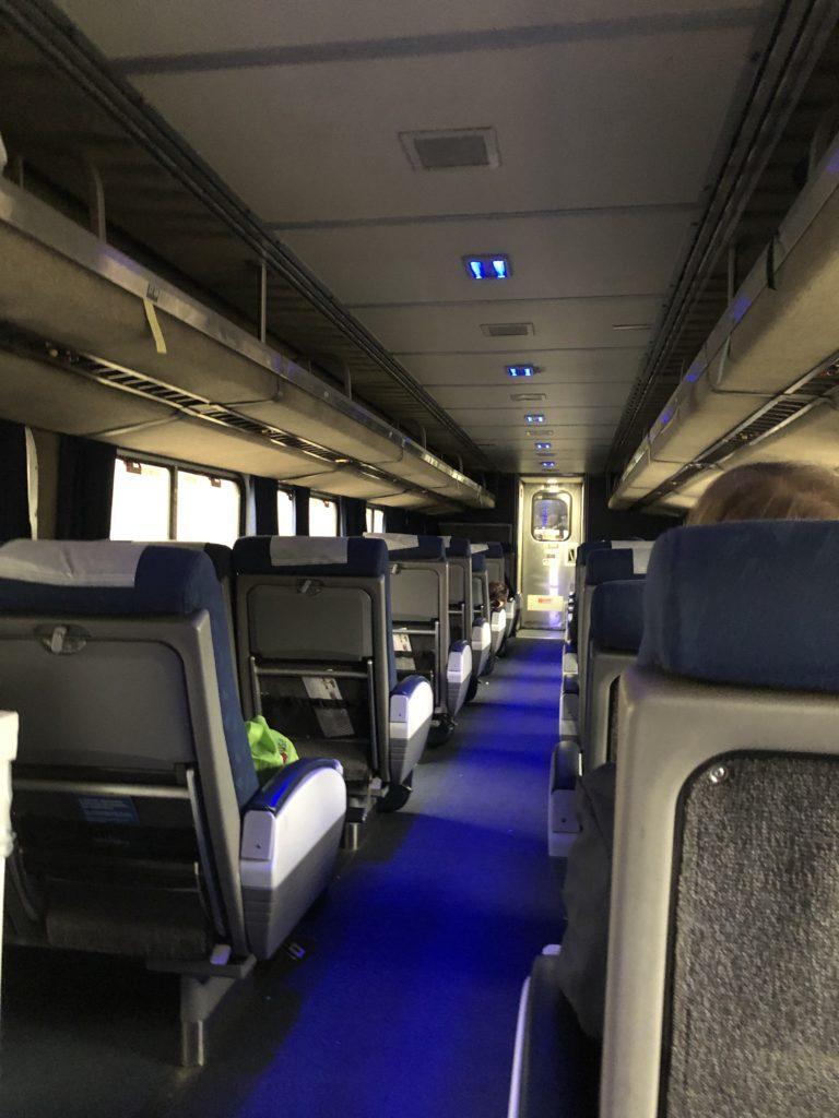 Amtrak Coach