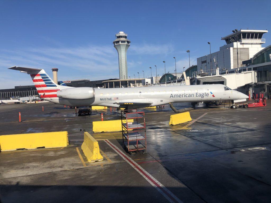 AA Regional Jet