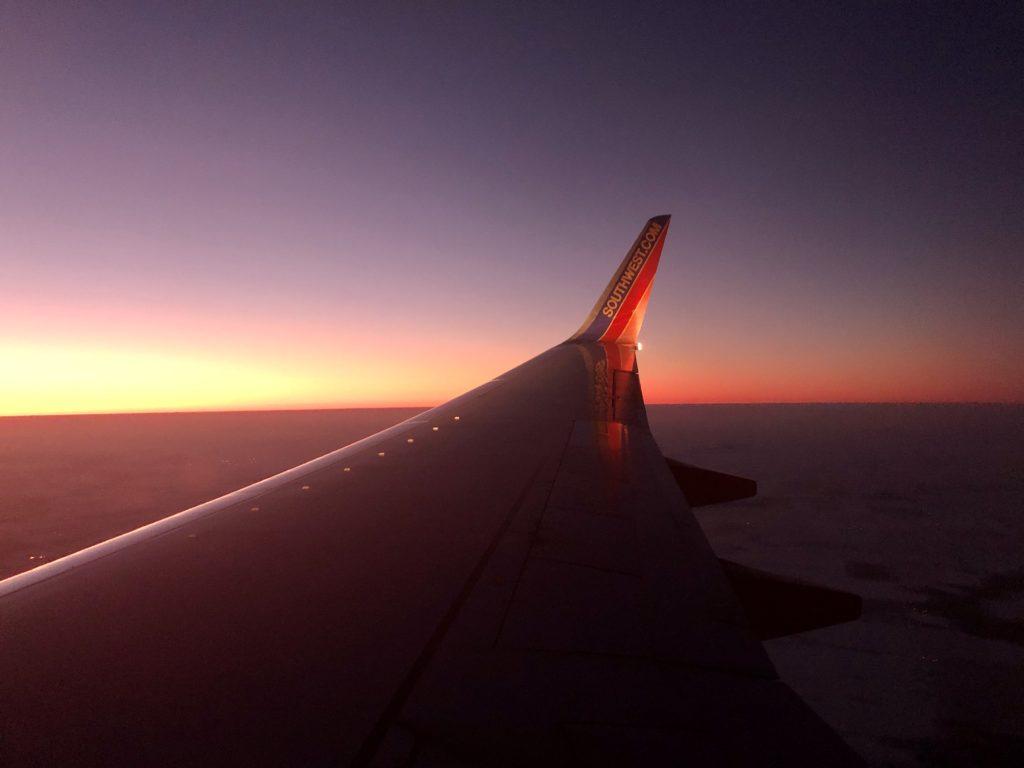 SWA Sunrise