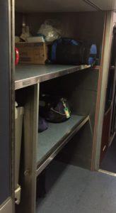 Superliner Storage