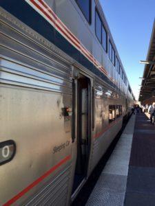 Amtrak Superliner Sleeper