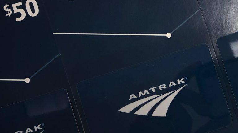 Amtrak Gift Cards