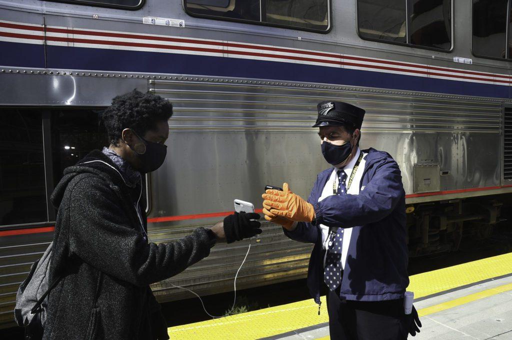 Amtrak Ticket lift