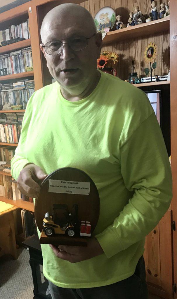 Dad and Award