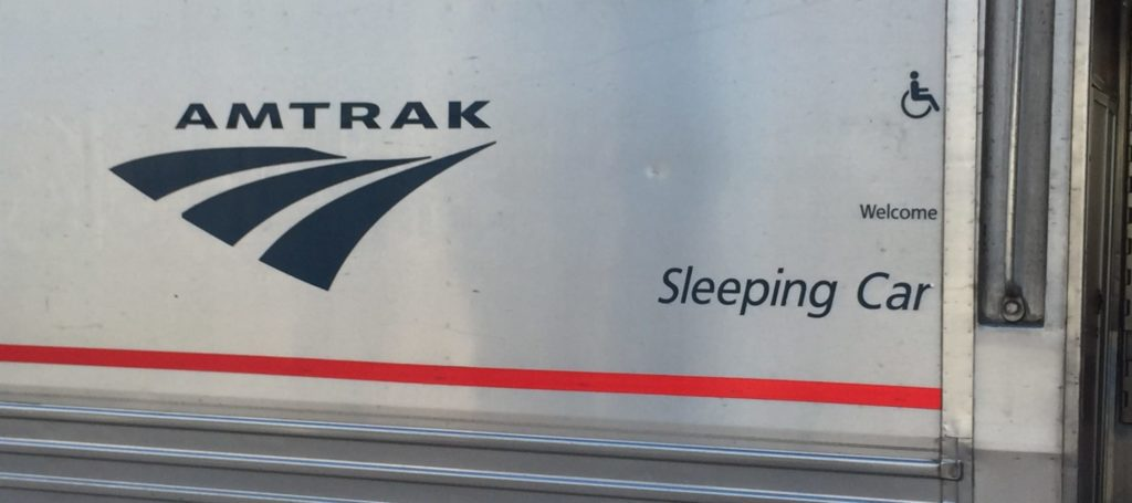 Amtrak sleeper
