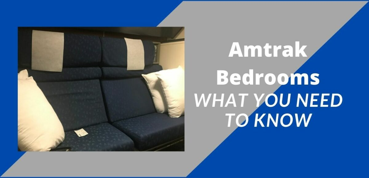 Read more about the article Amtrak Bedroom: What you need to know