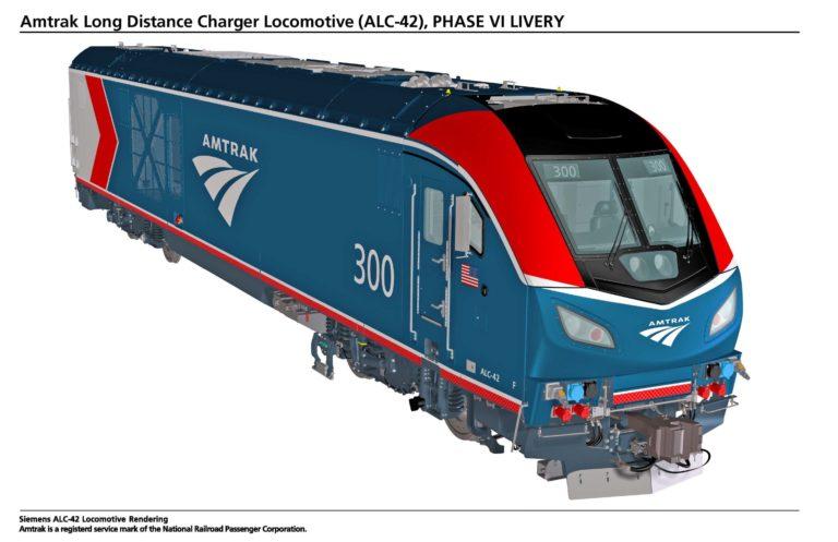 Amtrak News For August 2020: Amtrak Gets New Power