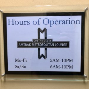 Amtrak Station Lounges: What You Need To Know