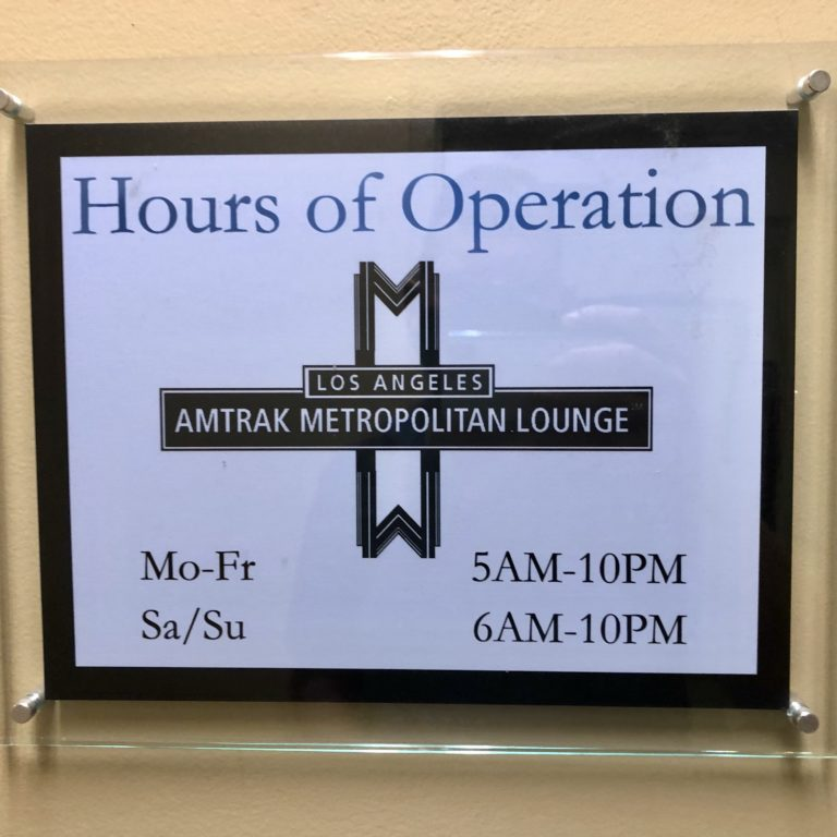 Read more about the article Amtrak Station Lounges: What You Need To Know