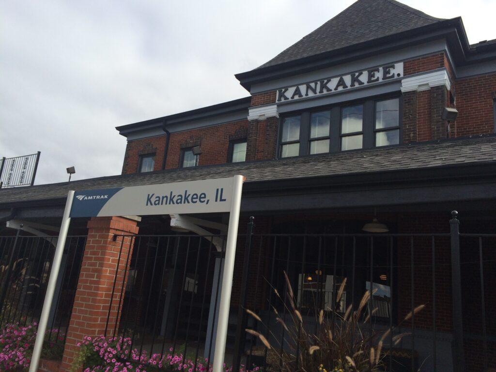 Kankakee stations
