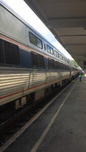 Amtrak Viewliner Sleeper car