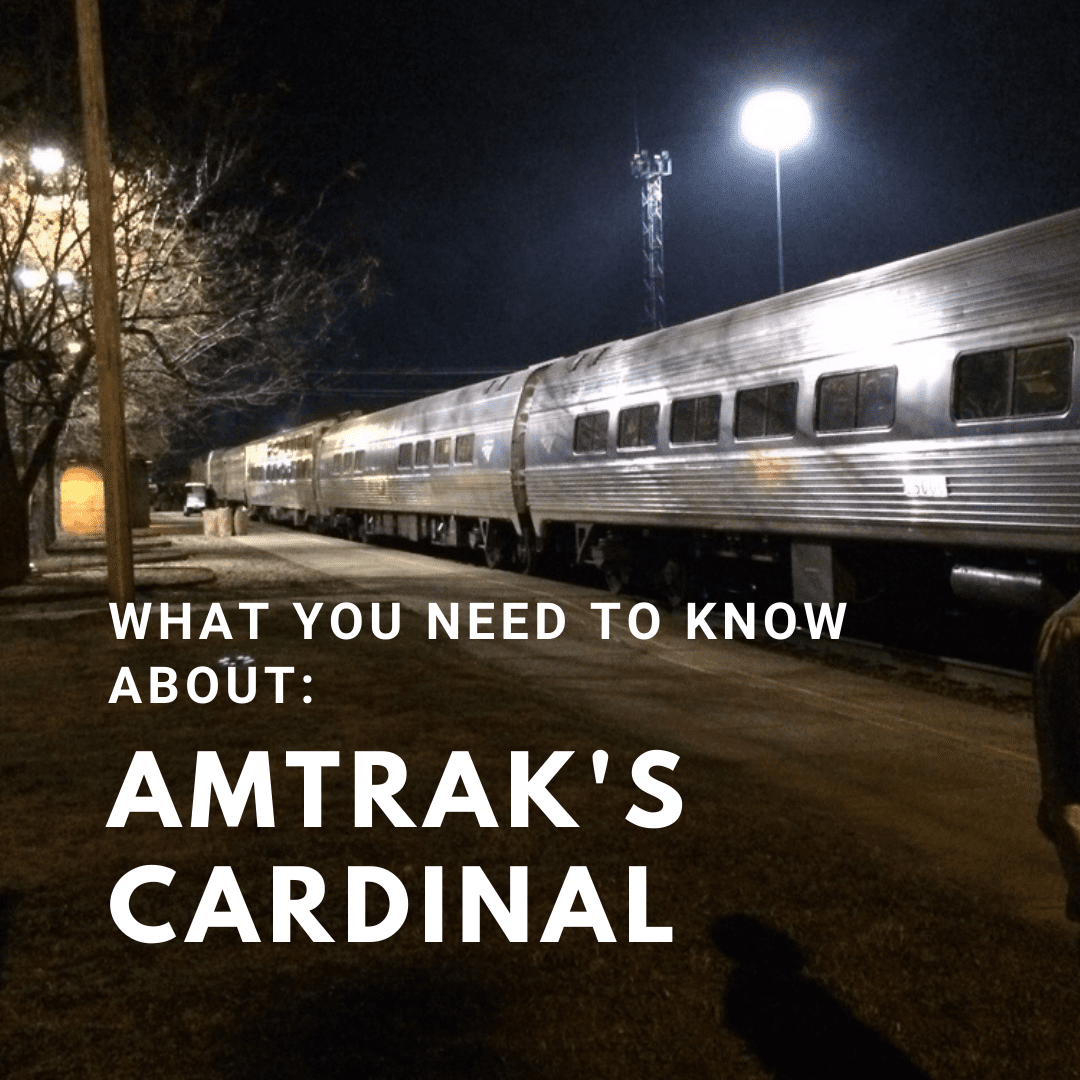 Amtrak's Cardinal: What you need to know