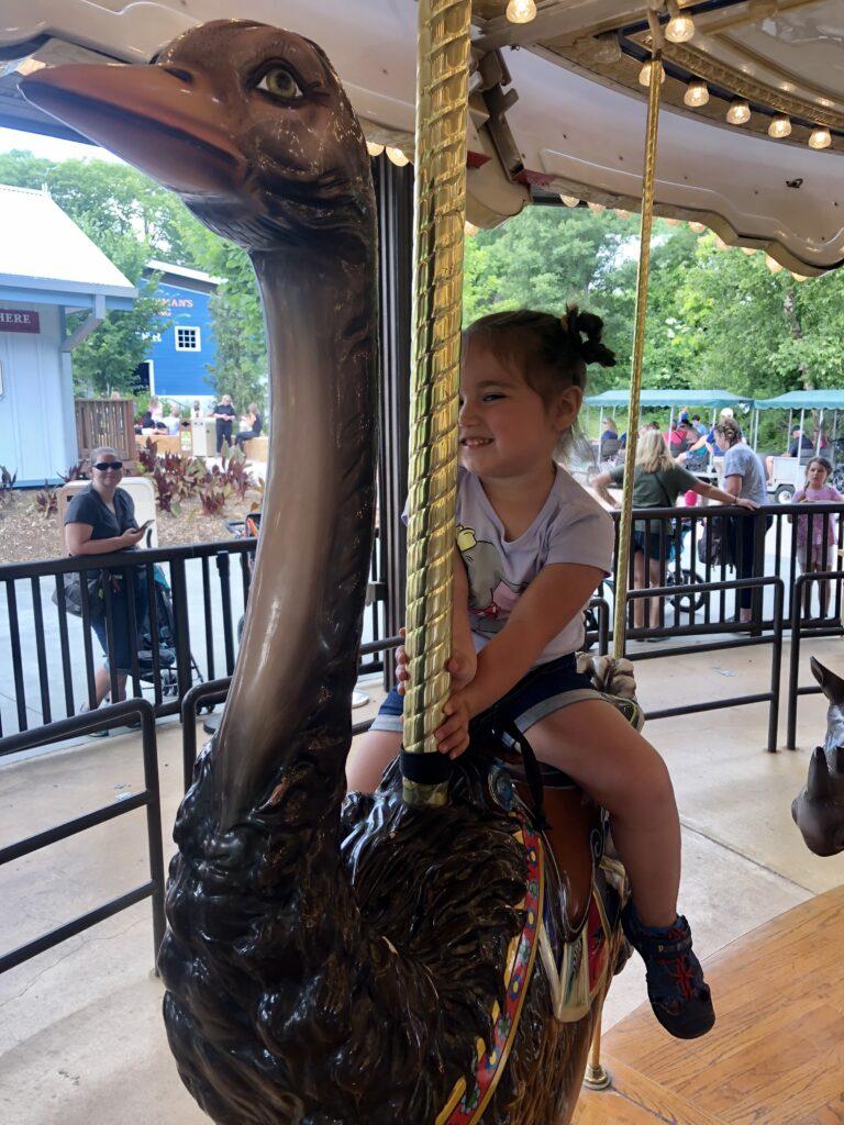Omaha Zoo Carousel