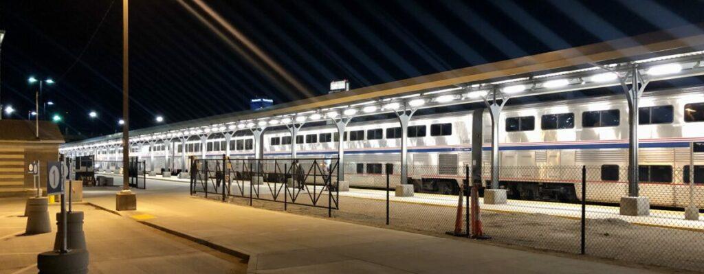 June 20 2021 Amtrak #5 oma