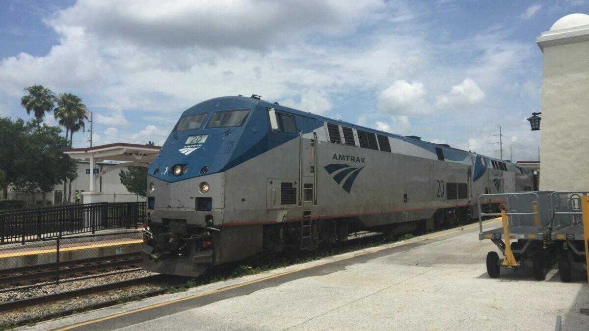 Amtrak's Silver Meteor
