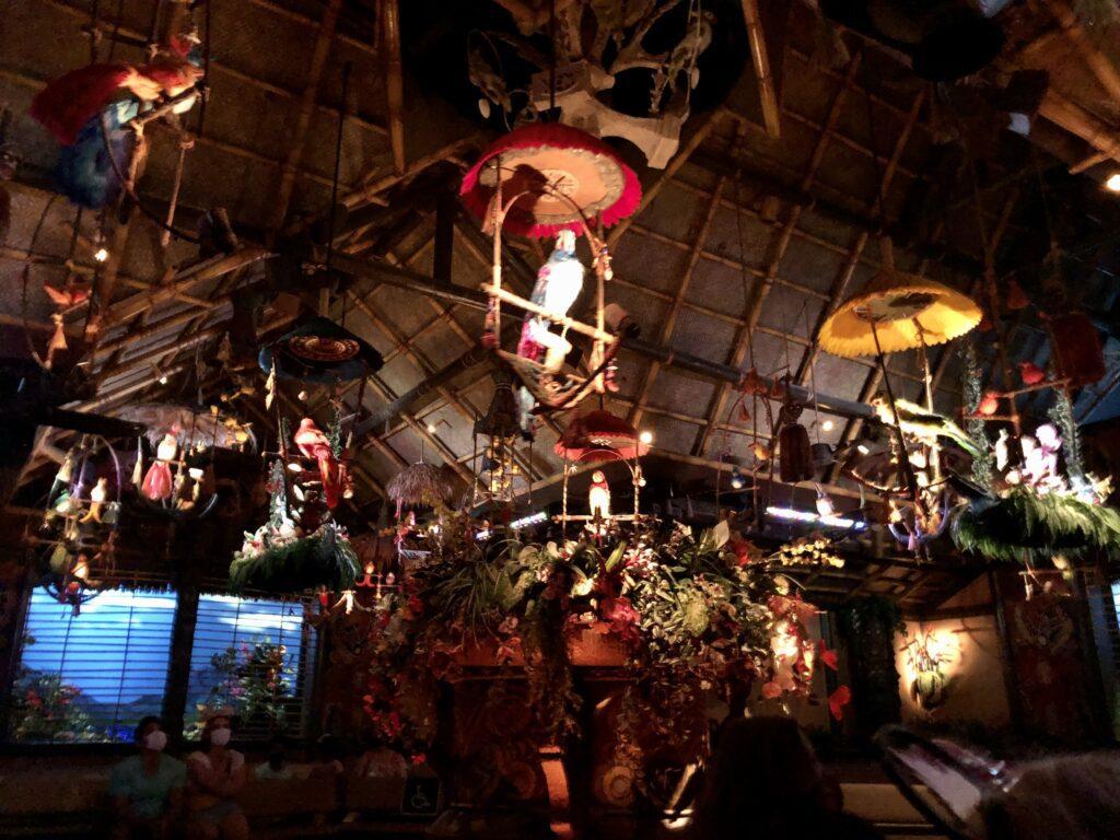 Disney Tiki Room