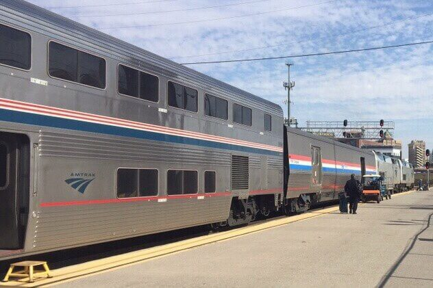 Sunset Limited in El Paso, TX